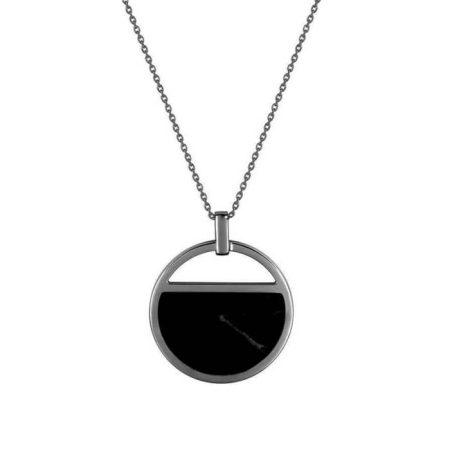 collier-en-argent-rhodie-et-laque-noire-marbree-guy-laroche-paris